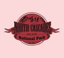 North Cascades National Park, Washington Kids Clothes