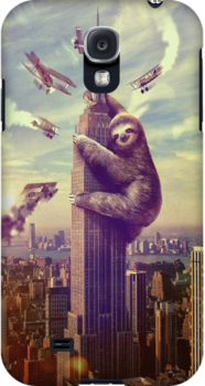 King Sloth by Marco Mitolo