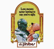 Abominable Dr. Phibes - Love  by Paul Watts