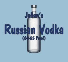 Imported Russian Vodka by Alsvisions