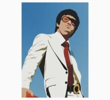 Bruce Lee Suit & Tie by kungmyfu