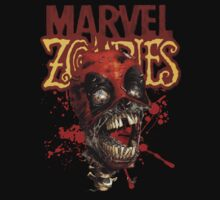 Deadpool Zombie by Elijah Gomez