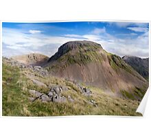 Great Gable, Lake District National Park Poster