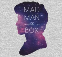 Madman With A Box by sonicbowtie