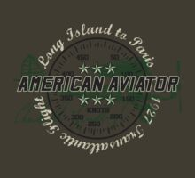 American Aviator by LicensedThreads