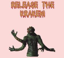 Release the Kraken Kids Clothes