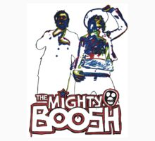 The Mighty Boosh by Jack Lowerson