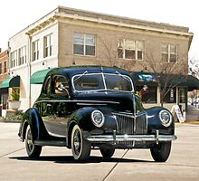 1939 Ford 'Deluxe' Coupe by DaveKoontz