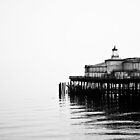 Hastings Pier by JollyGoodPhoto