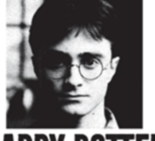 undesirable No. 1 harry potter Sticker