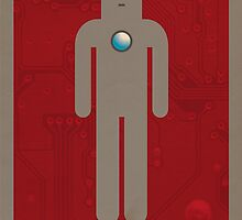 Iron Men's Room Mark I by NerdsterDesign