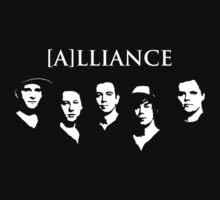 DOTA 2 - Team Alliance by wearDOTA