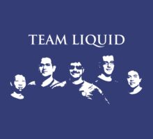 DOTA 2 - Team Liquid by wearDOTA