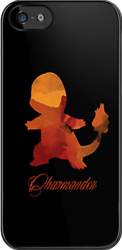 Charmander by LexingtonD