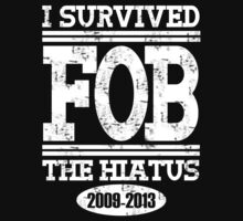 I Survived The Hiatus by Tiffany Larson
