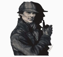 The One and Only Sherlock Holmes by Franklin Li