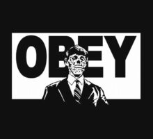 They Live - Obey by doucheborg