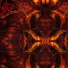 Melty Fire Abstract by 319media