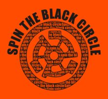 Spin the black circle Kids Clothes