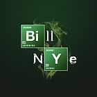 Bill Nye the Science Guy by Alex Boatman