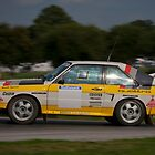 Audi Quatro Turbo. Short wheelbase by fotopro