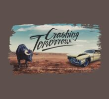Crashing Tomorrow Band T-Shirt by Crashing Tomorrow