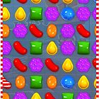 candy crush cover by StefanoSimoni