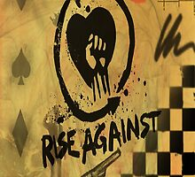 Rise Against Elective Amnesia Artwork by ultimatejeb