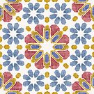 Moroccan Tile by Vicky Webb