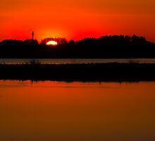 Prairie Sunrise 6085_13 by Ian McGregor