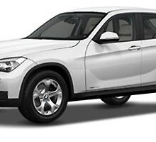 Bmw X1 by surnyjain