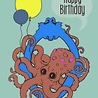 Happy Birthday Squid by MADCreations