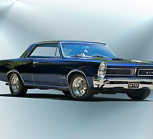 1965 Pontiac GTO by DaveKoontz