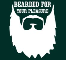 Bearded for your pleasure by contoured