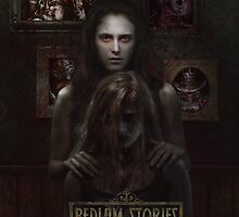 Bedlam Stories Novel Poster by bedlamstories