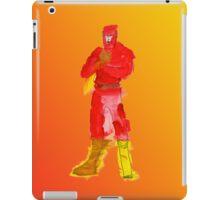 Condiment Man iPad Case/Skin