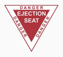 DANGER ejection seat by astazou
