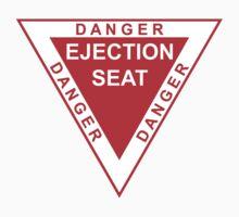 DANGER ejection seat by astazou