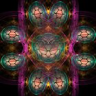 Tut65#22b:  Stained Glass Portals (G1428) by barrowda