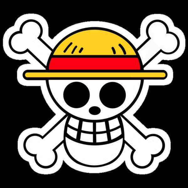 straw hat pirates logo png