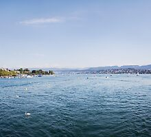 Lake Zurich by visualspectrum