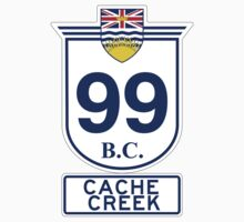BC 99 - Cache Creek by IntWanderer