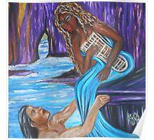 Amethyst-The Siren Poster