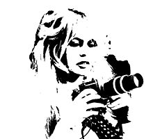 Take A Photo, Brigitte Bardot! by Museenglish