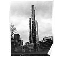 Eureka Tower, Melbourne Poster