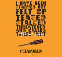 Starved Out - Chapman by vaguedesign