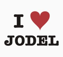 I love Jodel by astazou