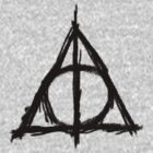 The Deathly Hallows by WhyHelloEmily