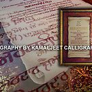 THE WEDDING INVITATION! by kamaljeet kaur