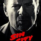 Sin City. Detective by DJ-Glock